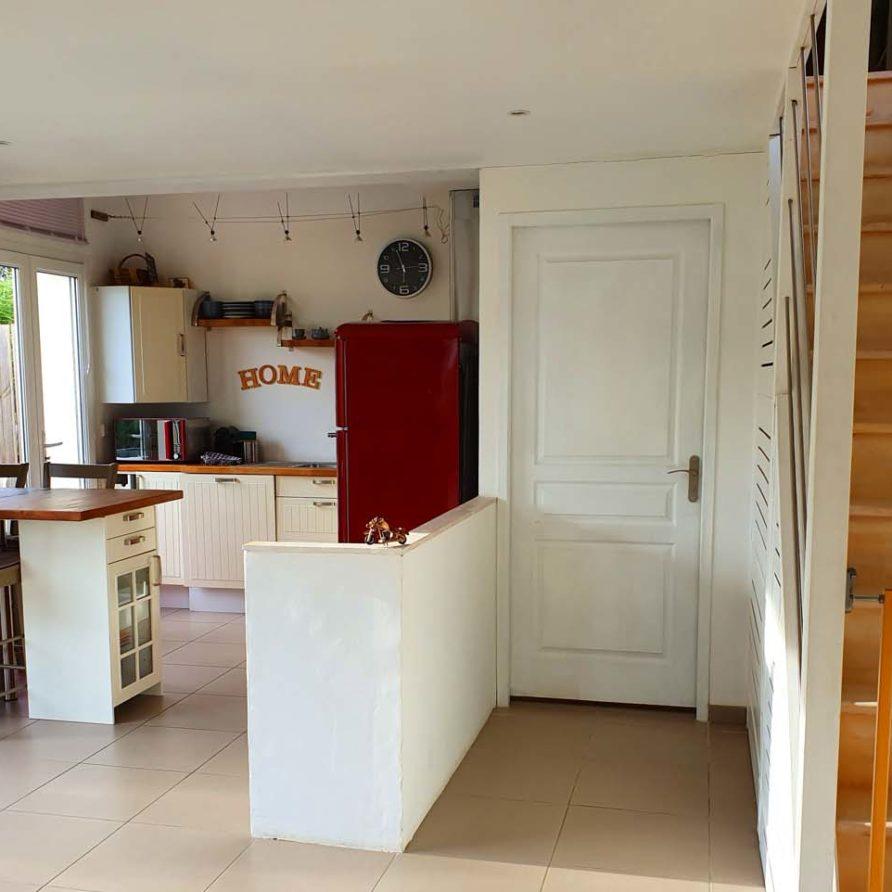 Gite Royan cuisine le cottage de Lulu