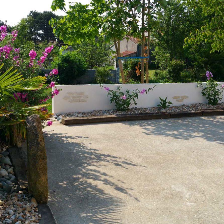 Cottage de Lulu meschers sur Gironde avec jardin privé