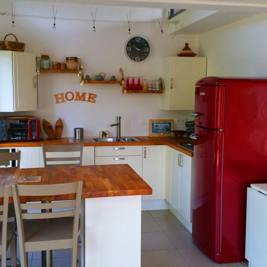 Gîte Meschers sur Gironde – Cottage de Lulu 2-4 Pers avec Spa