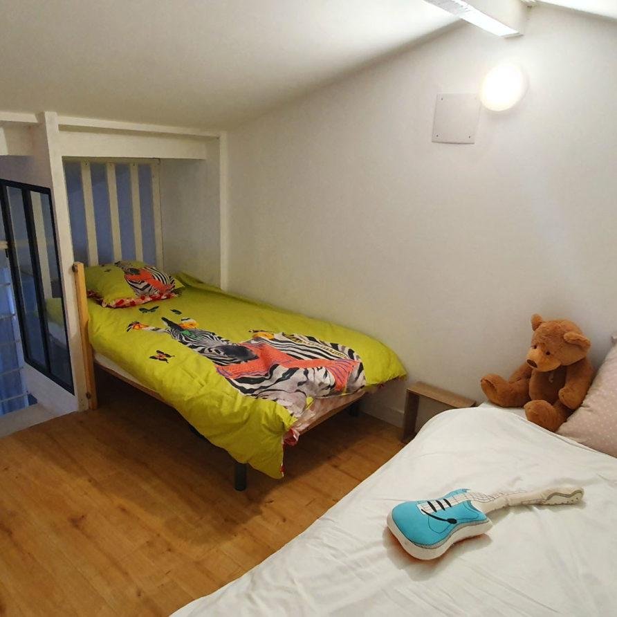 location saisonniere st georges de didonne chambre mezzanine enfants