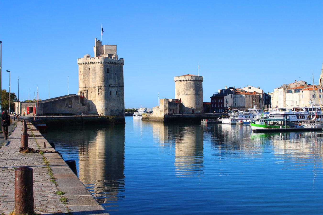 Visiter le port de La Rochelle