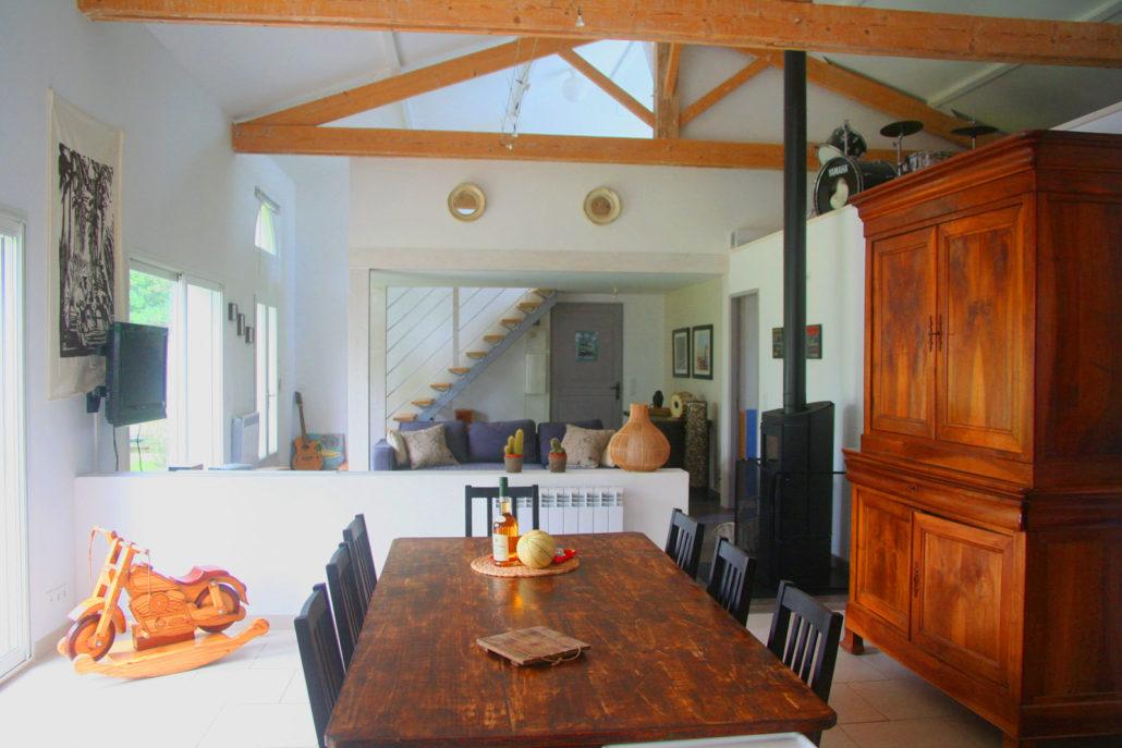Location vacances Meschers sur Gironde La villa Lucas