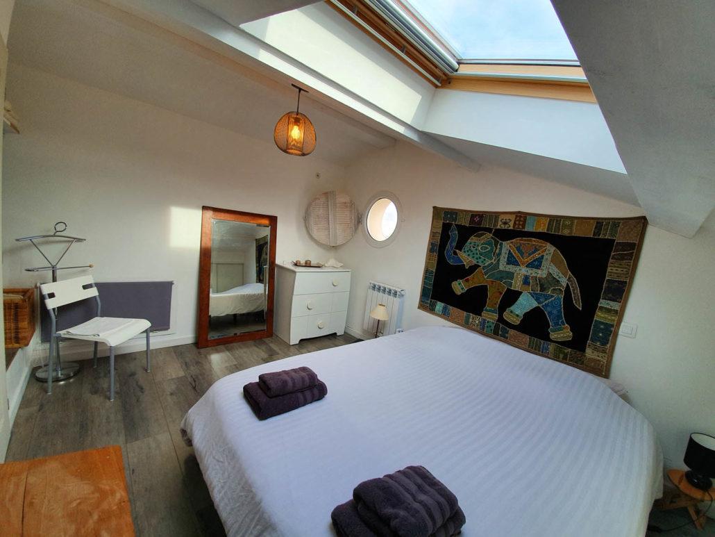 Location saisonniere royan chambre cottage de Lulu