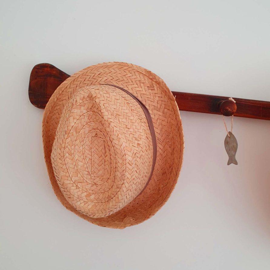 Chapeau de paille Gite Cottage de lulu