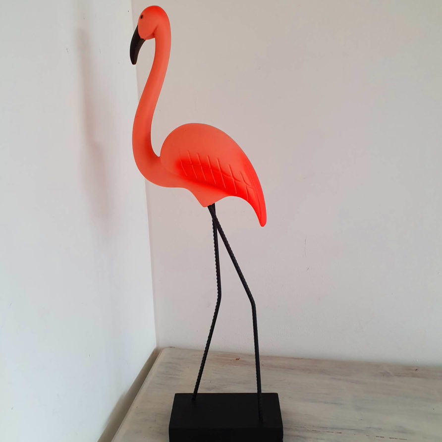 Flamand rose Cottage de Lulu Meschers