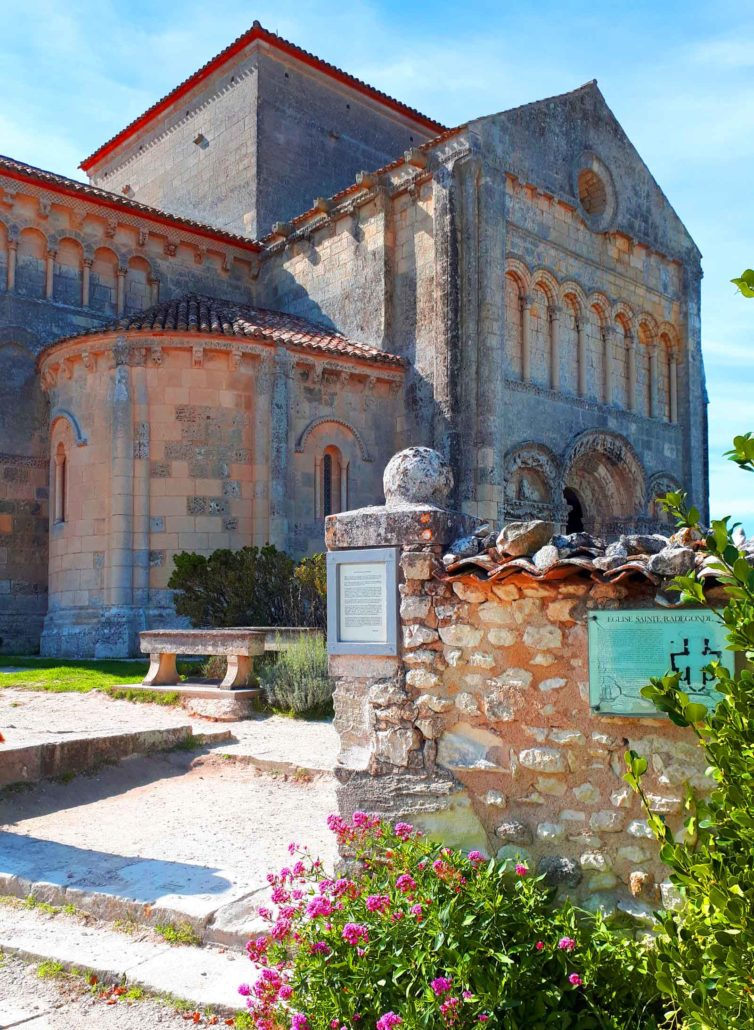 Talmont-sur-Gironde, Ste Radegonde