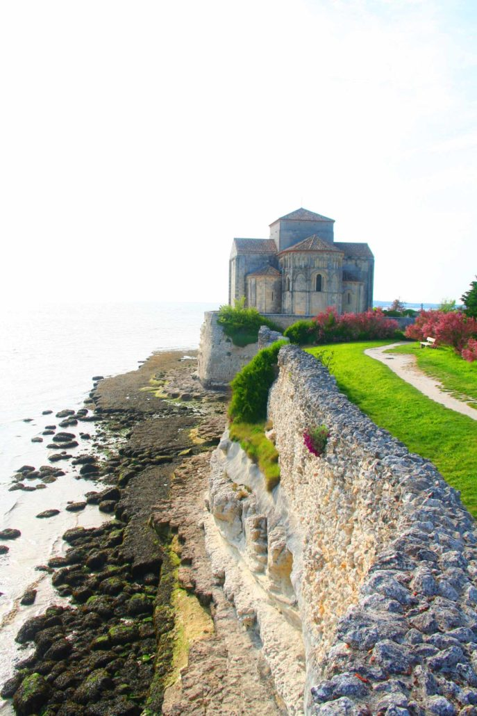 Talmont-sur-Gironde, Eglise Ste Radegonde