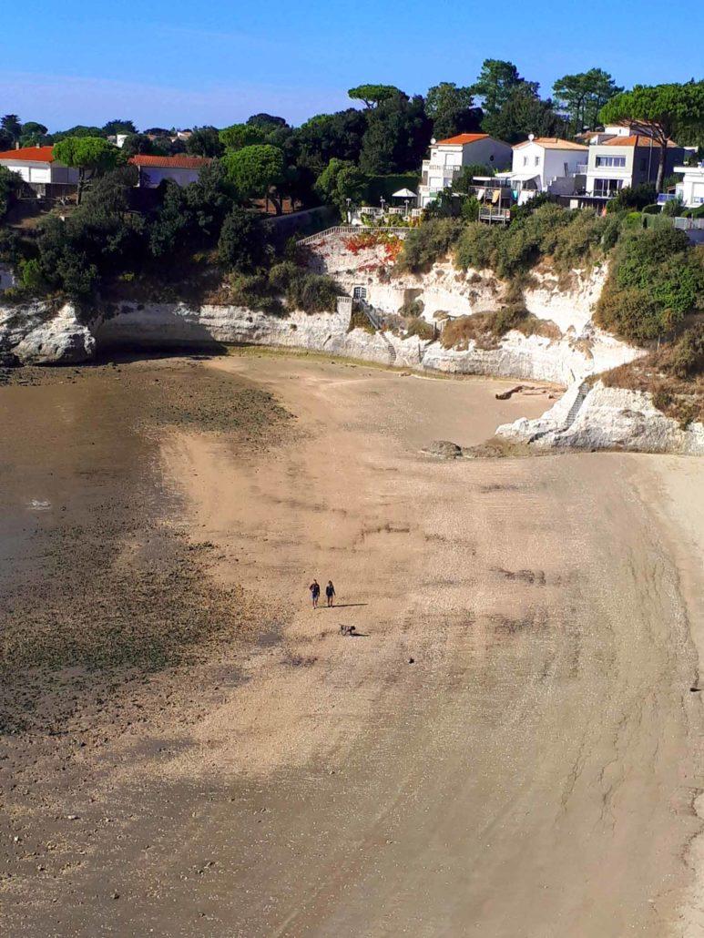 Meschers sur Gironde La conche de Cadet à 5 min a pied du Cottage de Lulu