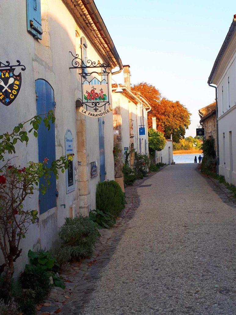 Talmont-sur-Gironde à 5min de la Villa Lucas
