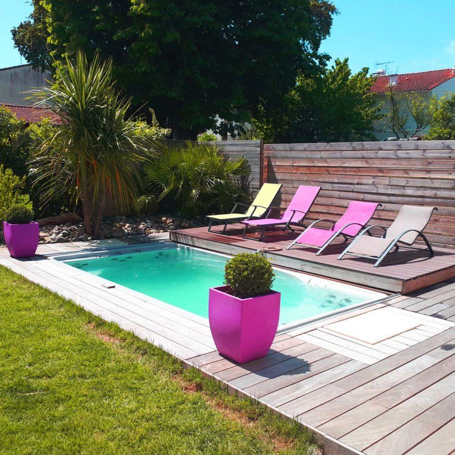 Location vacances Royan Meschers sur Gironde avec Piscine la Villa Lucas