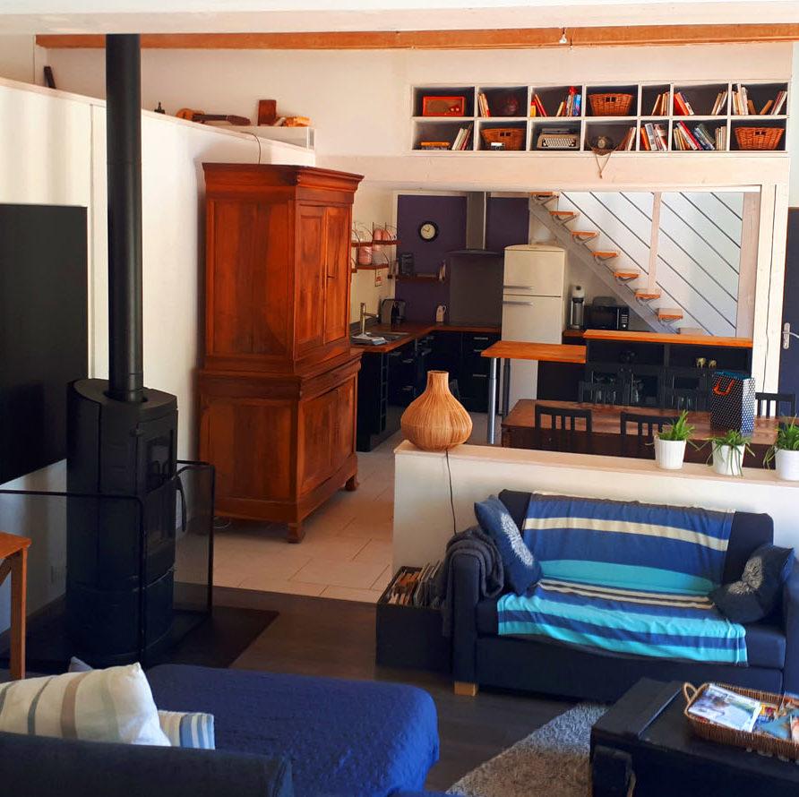 Gite de vacances la Villa Lucas Royan Meschers sur Gironde