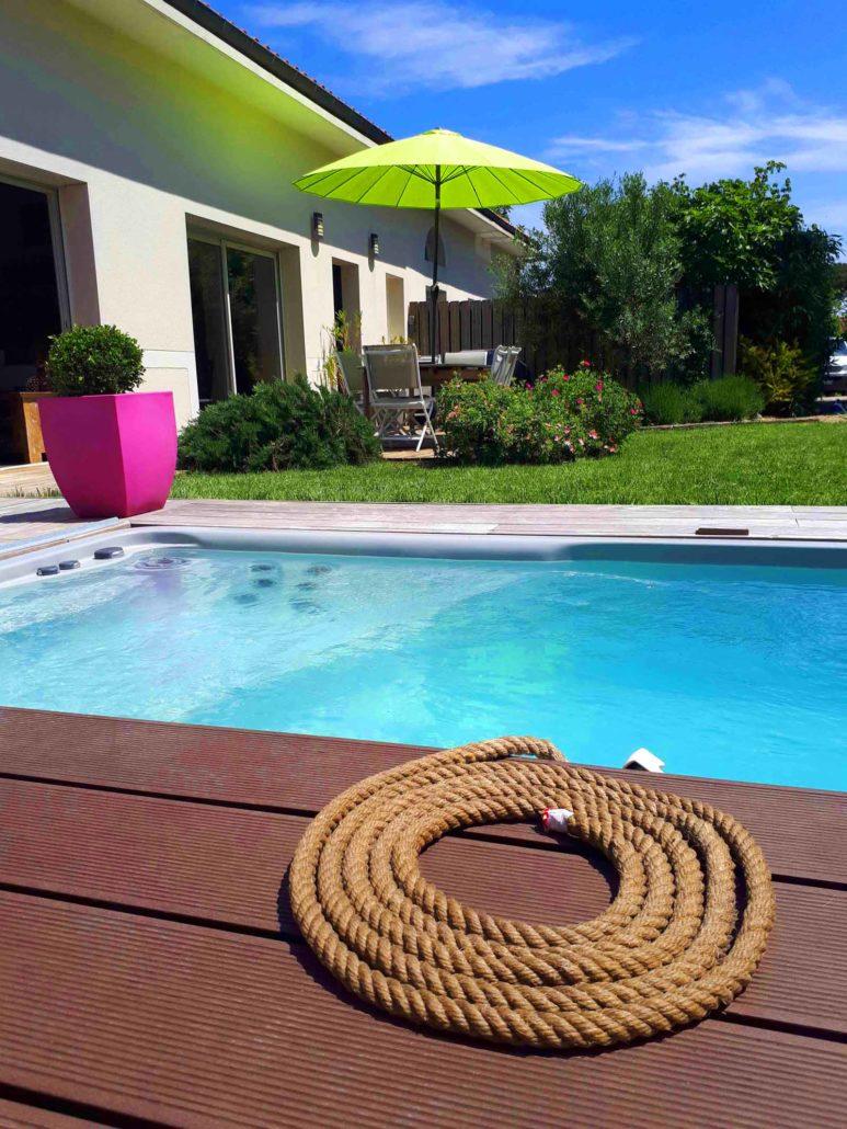 Location vacances Meschers sur Gironde avec piscine