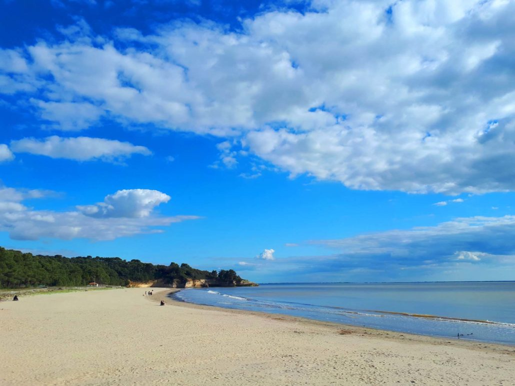week-end royan plage de Suzac meschers-sur-gironde